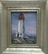 Peggys Cove Light, Nova Scotia
